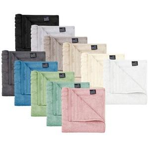 Kleine Wolke Handtuch »Royal«, reine Baumwolle, sehr saugstark, flauschig weich