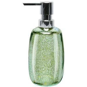 Kleine Wolke Seifenspender, Grün, Glas