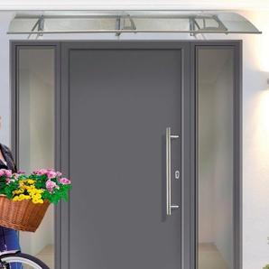 KM MEETH ZAUN GMBH Aluminium-Haustür »A01«, BxH: 108x208 cm, anthrazit, in 2 Varianten