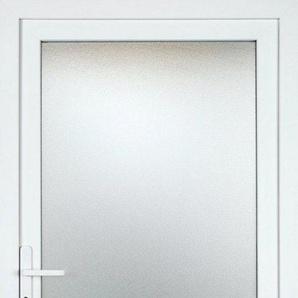 KM MEETH ZAUN GMBH Nebeneingangstür »K603P«, BxH: 98x198 cm, weiß, rechts