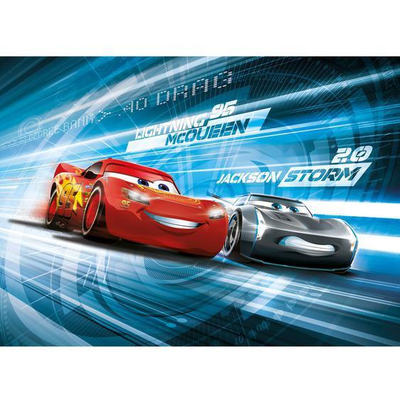 Komar Fototapete Cars3 Simulation 254 cm x 184 cm