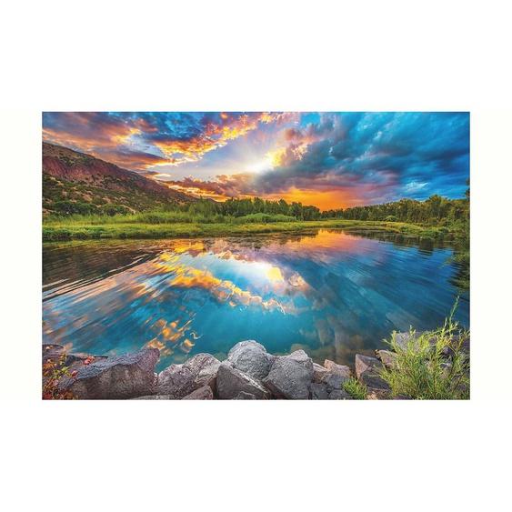 Komar Fototapete »Daybreak«, (4 St)