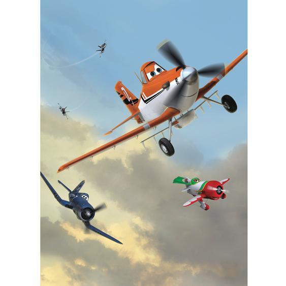 Komar Fototapete Disney Planes Dusty & Friends 184 cm x 254 cm