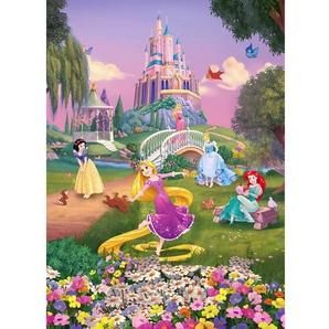 Komar Fototapete Disney Princess Sunset 184 cm x 254 cm