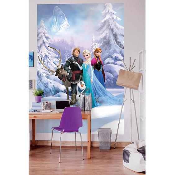 Komar Fototapete Frozen Winterland 184 cm x 254 cm