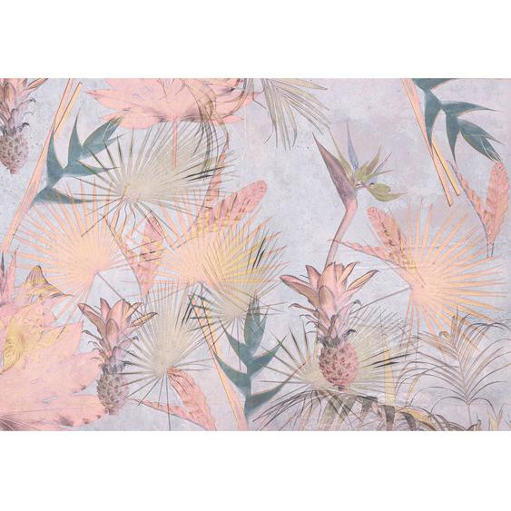 Komar Fototapete Tropical Concrete 368 cm x 254 cm