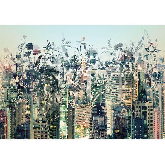 Komar Fototapete Urban Jungle 368 cm x 254 cm