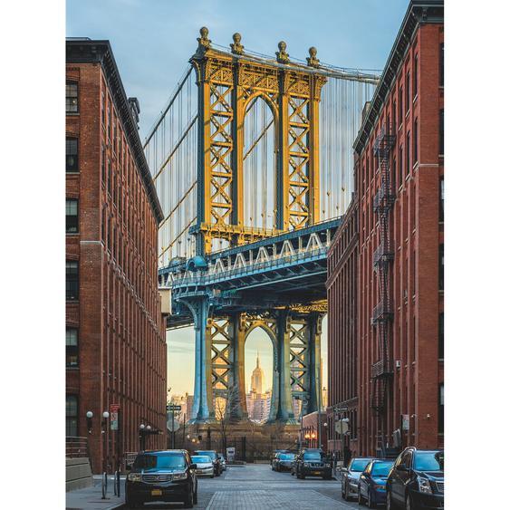 Komar Fototapete Vlies Brooklyn 184 cm x 248 cm