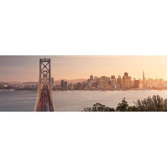 Komar Fototapete Vlies California Dreaming 368 cm x 124 cm