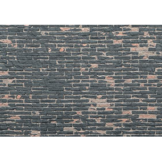 Komar Fototapete Vlies Painted Bricks 368 cm x 248 cm