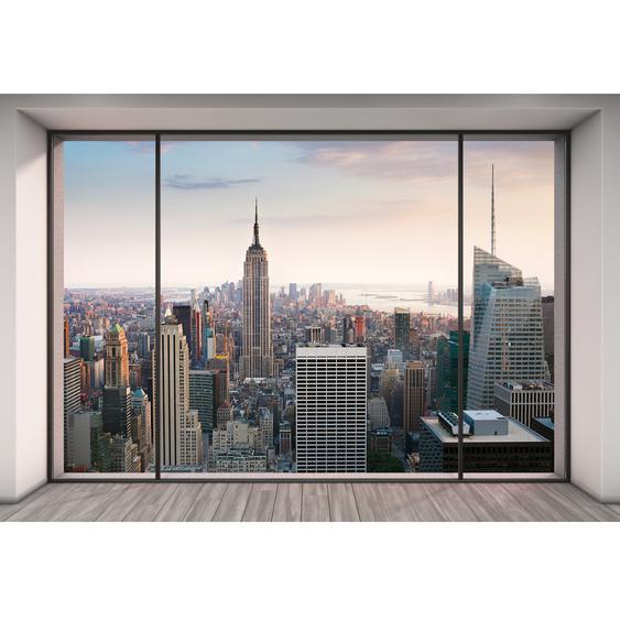 Komar Fototapete Vlies Penthouse 368 cm x 248 cm