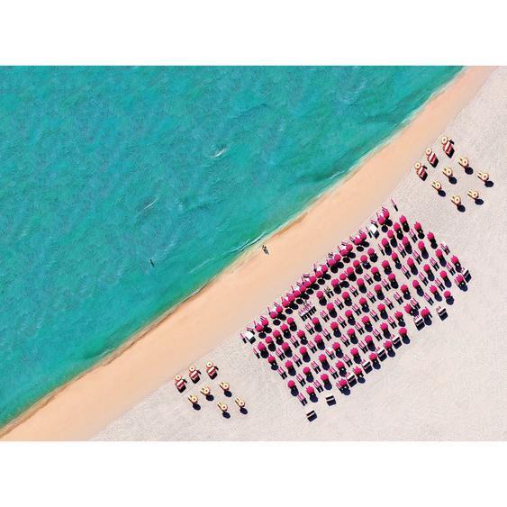 Komar Fototapete Vlies South Beach 248 cm x 184 cm