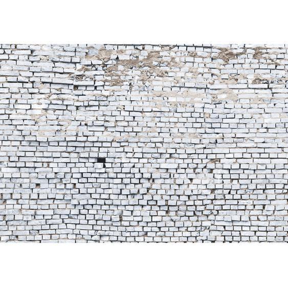 Komar Fototapete White Brick 368 cm x 254 cm