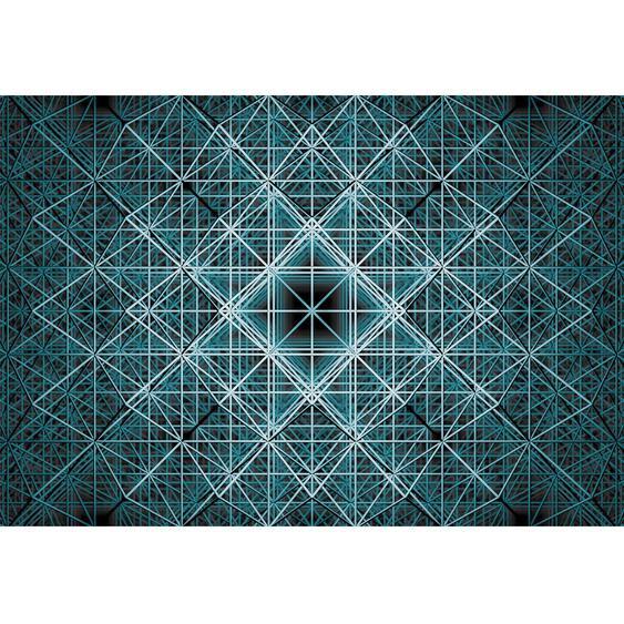 Komar Vliesfototapete Matrix 368 cm x 248 cm