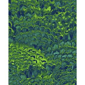 : Vliestapete, Grün, B/H/T 200 250 cm