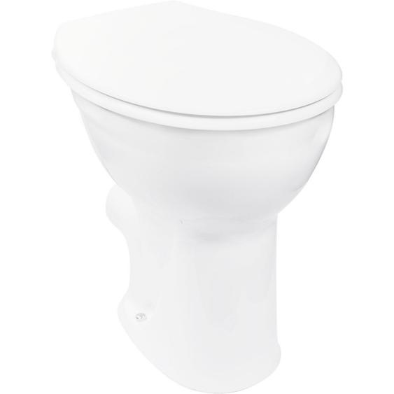 Komfort-Stand Tiefspül-WC CORNAT