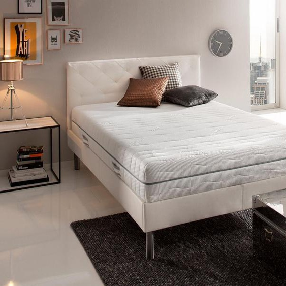 Komfortschaummatratze »BodyCare Top«, BeCo EXCLUSIV, 25 cm hoch, Raumgewicht: 35, Wendematratze mit 2 Härtegraden