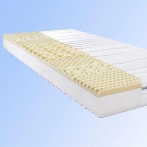 Komfortschaummatratze »My Sleep Visko«, Beco, 18 cm hoch, Raumgewicht: 28, (1-tlg), Komfort mit Viskoschaum-Topper inside