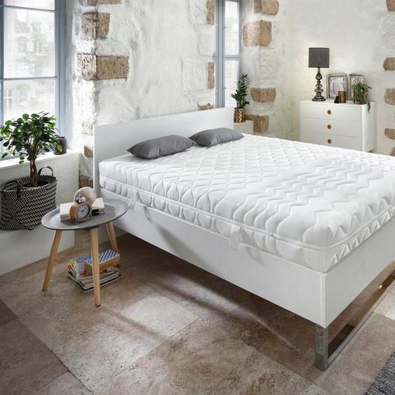 Komfortschaummatratze »ProVita Flex 21 S«, fan Schlafkomfort Exklusiv, 21 cm hoch, Raumgewicht: 30, ideale Luftzirkulation durch Belüftungskanäle