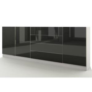 Kommode »Vaasa«, schwarz, mit Schubkästen, borchardt Möbel