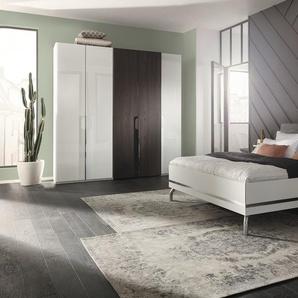 Komplett-Schlafzimmer, 4-teilig | weiß | Möbel Kraft