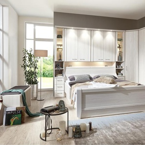 Komplett-Schlafzimmer | holzfarben | Möbel Kraft