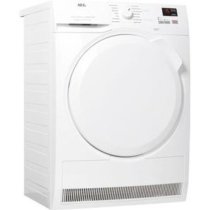 Kondenstrockner 6000 T6DB40370, weiß, Energieeffizienzklasse: B, AEG