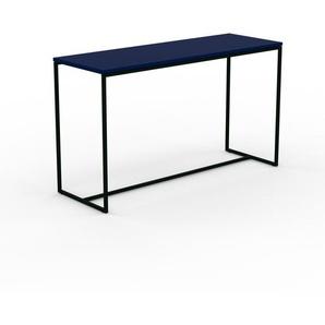 Konsolentisch Nachtblau - Eleganter Konsolentisch: Beste Qualität, einzigartiges Design - 121 x 71 x 42 cm, konfigurierbar