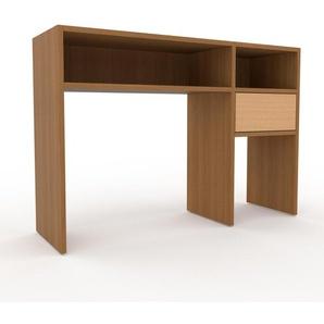 Konsolentisch Eiche, Holz - Eleganter Konsolentisch: Beste Qualität, einzigartiges Design - 116 x 80 x 35 cm, konfigurierbar