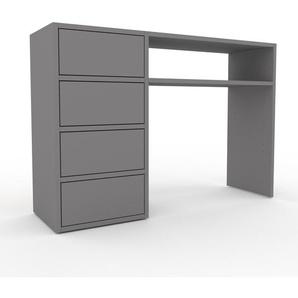 Konsolentisch Grau - Eleganter Konsolentisch: Beste Qualität, einzigartiges Design - 116 x 80 x 35 cm, konfigurierbar