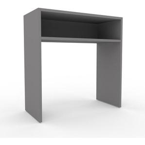 Konsolentisch Grau - Eleganter Konsolentisch: Beste Qualität, einzigartiges Design - 77 x 80 x 35 cm, konfigurierbar
