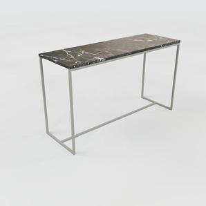 Konsolentisch schwarzer Marquina - Eleganter Konsolentisch: Beste Qualität, einzigartiges Design - 121 x 71 x 42 cm, konfigurierbar