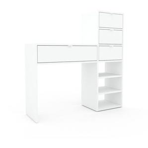 Konsolentisch Weiß - Eleganter Konsolentisch: Beste Qualität, einzigartiges Design - 116 x 118 x 35 cm, konfigurierbar
