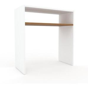 Konsolentisch Weiß - Eleganter Konsolentisch: Beste Qualität, einzigartiges Design - 77 x 80 x 35 cm, konfigurierbar