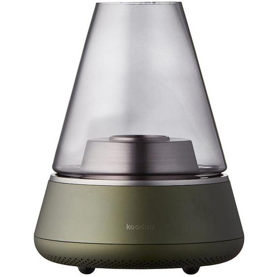 kooduu LED Windlicht »Nordic Light PRO«, Bluetooth 2x 25W Lautsprecher, koppelbar mit Synergy Pro