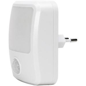 Kopp LED-Nachtlicht mit Stecker und Bewegungsmelder 0,5 W