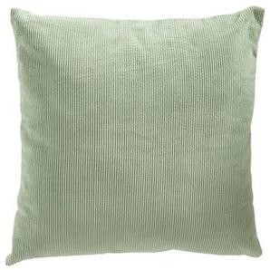 Kordkissenhülle grün - bunt - 100 % Polyester - Zierkissen & Polsterrollen  Zierkissen - Kissenbezüge