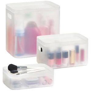 Zeller Kosmetikbox »3-tlg.«