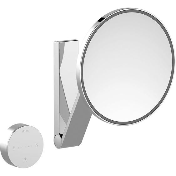 Kosmetikspiegel iLook Move 17612 rund beleuchtet Chrom mit UP Glasbedienfeld