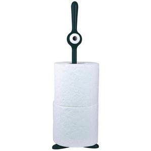KOZIOL Toilettenpapierhalter »Toq Solid Schwarz«