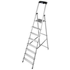 KRAUSE Stehleiter MONTO Safety 8 Stufen