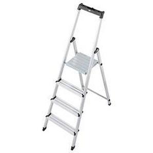 KRAUSE Stehleiter MONTO Solidy 4 Stufen