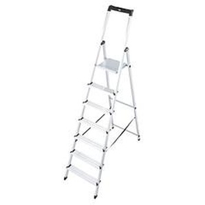 KRAUSE Stehleiter MONTO Solidy 7 Stufen