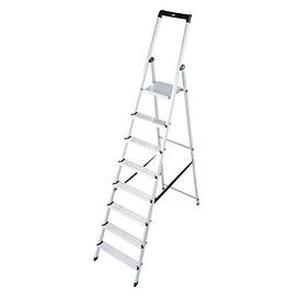 KRAUSE Stehleiter MONTO Solidy 8 Stufen