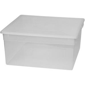 KREHER Aufbewahrungsbox »23 Liter, mit Deckel«