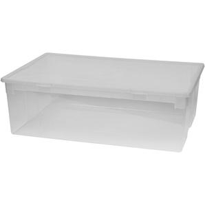 KREHER Aufbewahrungsbox »27 Liter, mit Deckel«