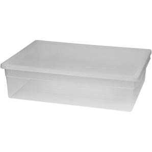 KREHER Aufbewahrungsbox »36 Liter, mit Deckel«