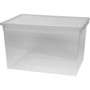 KREHER Aufbewahrungsbox »48 Liter, mit Deckel«