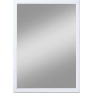 Kristall Form Rahmenspiegel Beach VIII 40 x 60 - weiß