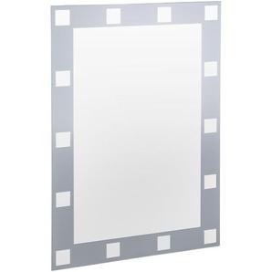 Kristall Form Siebdruckspiegel Domino 50 x 70 cm